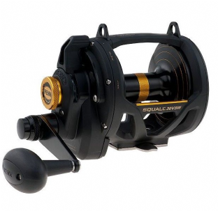 Penn Squall 30VS 2 Speed Lever Drag Reel